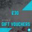 Christmas Gift Voucher 30