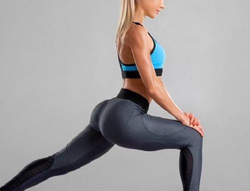 Build your Glutes! Show off that bum…